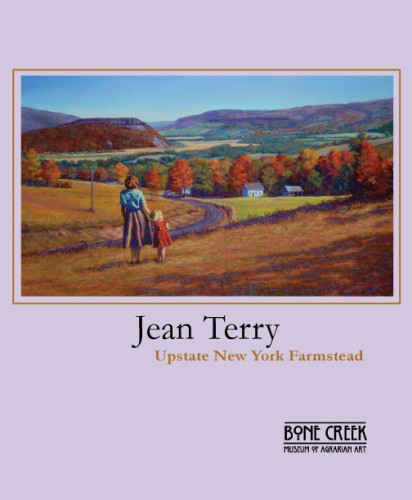Jean Terry: Upstate New York Farmstead Exhibition Catalog